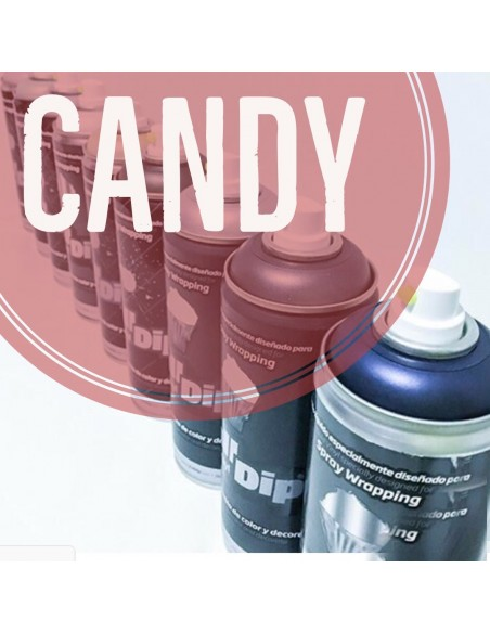 Spray Candy