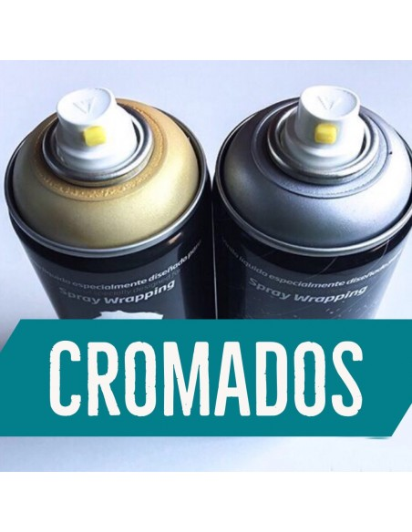 Spray Cromados